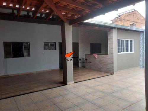 Casa A Venda Com 2 Dormitórios - Jardinópolis - Ed0001