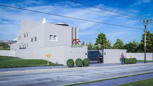 Ótima Casa Geminada De 02 Quartos No Xangri-lá - 2410