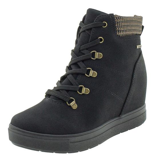 Tênis Feminino Sneaker Dakota - G0791 Preto