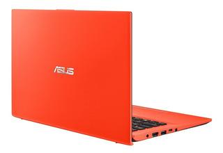 Asus Vivobook 14 Amd Ryzen 3-3200u 8gb 256gb Ssd Radeon Rx