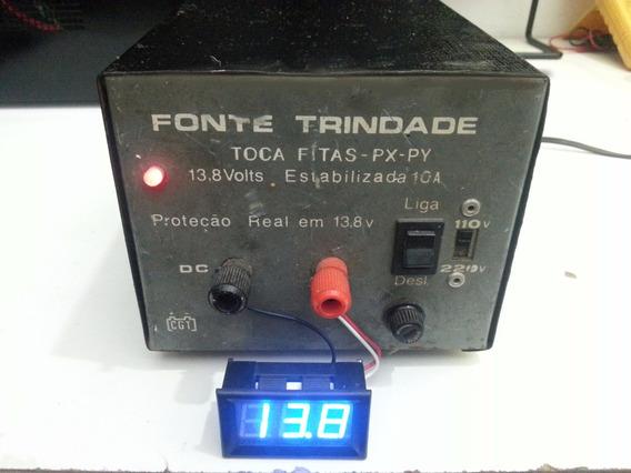 Fonte Trindade 13.8 X 10a - Px Ou Py