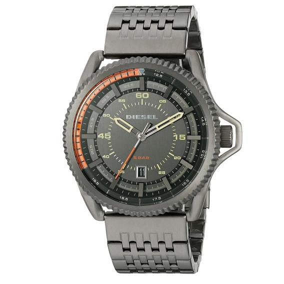 Relógio Diesel Rollcage Analógico Masculino Dz1719/1pn