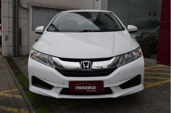 Honda City 1.5 2015 Lx Impecável