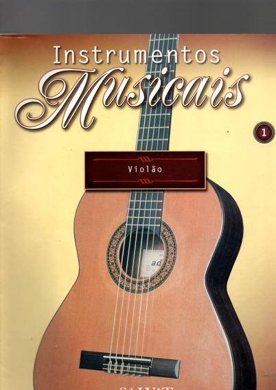 Resvita Instrumentos Musicais Violão Salvat Nº1