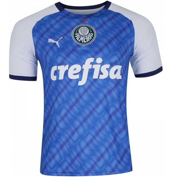 Camisa Palmeiras Puma Edição Especial Libertadores 1999