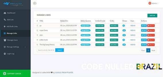 Script Google Drive Proxy Player (site Com 500 Filmes)