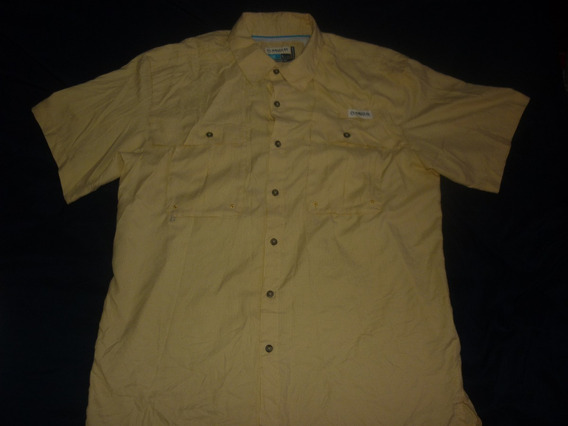 E Camisa Magellan Outdoor Relaxed Fit Talle L Art 40469