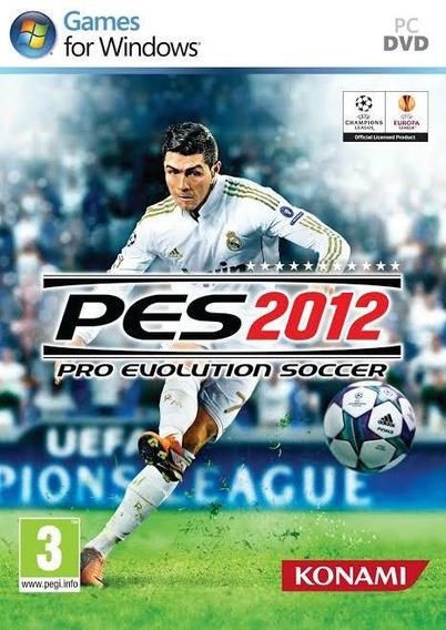 Pes 2012 Pro Evolution Soccer 2012 Pc
