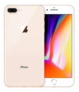 Celular Apple iPhone 8 Plus 64gb Rosa Gold At&t Mejoro Preci