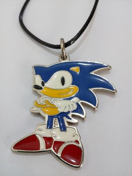 Colar Game Sonic Sega