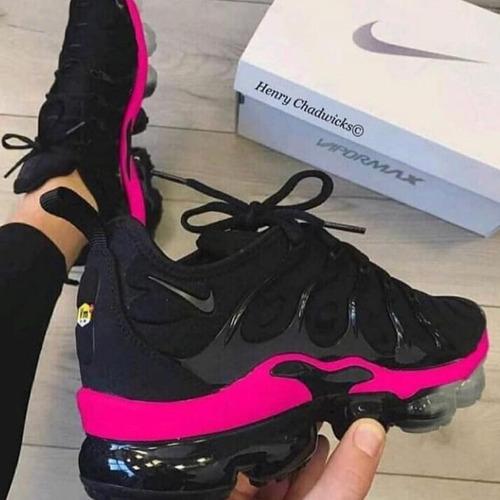 sensibilidad Fortaleza Víspera  Tenis Zapatillas Nike Vapormax Plus Mujer Dama | Mercado Libre