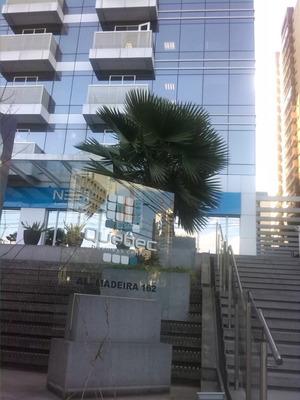 Sala Comercial Para Alugar No Bairro Alphaville Industrial - 125-22783