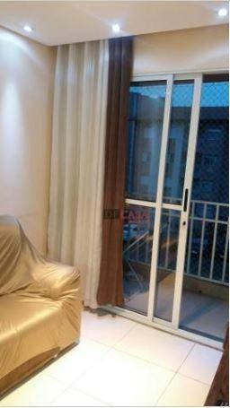 Apartamento À Venda: Jardim São Miguel; Ferraz De Vasconcelos; 3 Dorm.; 1 Vaga. - Ap3236