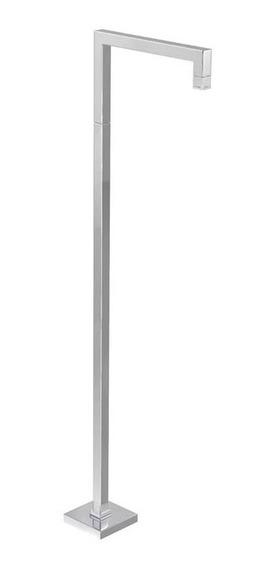 Torneira Reta De Piso Tube Cromado 1191 C Tub Pso - Deca