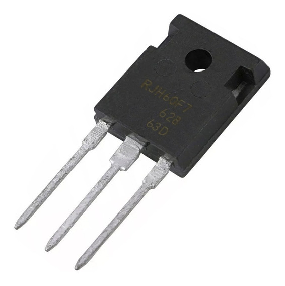Transistor Rjh60f7bdpq Igbt N 600v 90a Modelo Rjh60f7 Bdpq