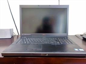 Notebook Dell Precision M6700 - Core I7 8gb 500gb 17