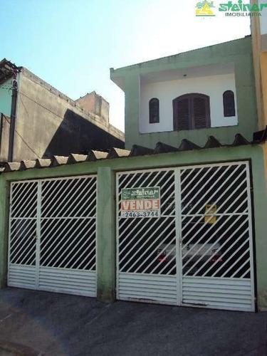 Imagem 1 de 12 de Venda Sobrado 3 Dormitórios Jardim Vila Galvão Guarulhos R$ 590.000,00 - 28025v