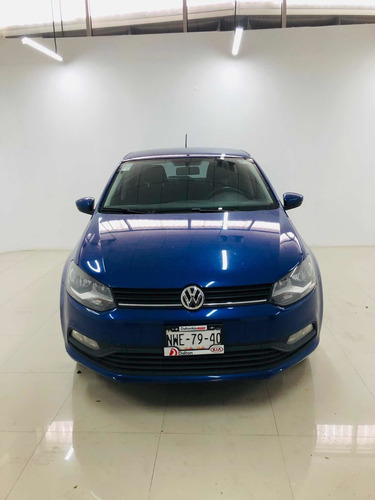 Imagen 1 de 10 de Volkswagen Polo 2020 1.6 L4 Sound Mt