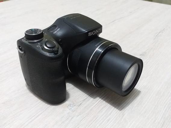 Câmera Dslr Sony Dsc-h300 Zoom 35x