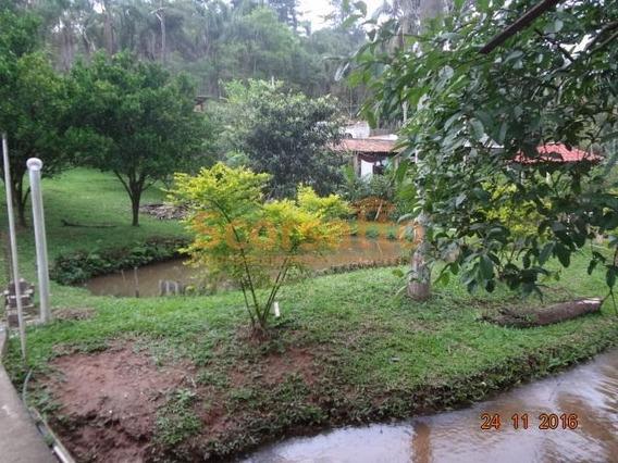 Chácara Residencial À Venda, Triangulo Azul, São Lourenço Da Serra. - Ch0248