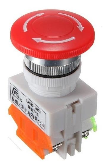 Boton De Paro De Emergencia Cnc Plasma Impresora 3d