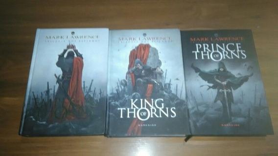 Trilogia De Livros Prince Off Thorns