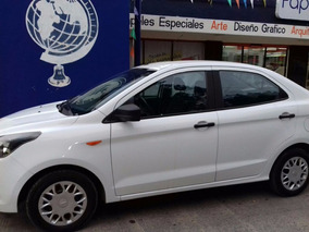 Ford Figo 1.5 Impulse Aa Sedan At Remate