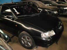 Sucata Audi A3 1.8 Turbo 2p 99 Pra Tirar Peças Motor Capo