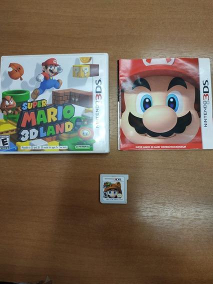 Jogo Super Mario 3d Land Para 2ds 3ds