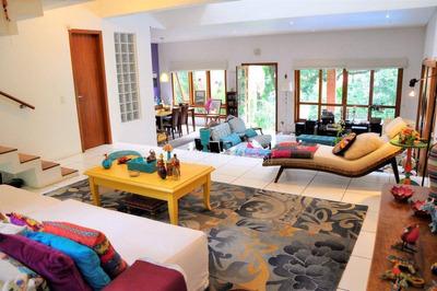Casa Com 5 Dormitórios À Venda, 305 M² Por R$ 1.050.000 - Granja Viana - Cotia/sp - Ca11658