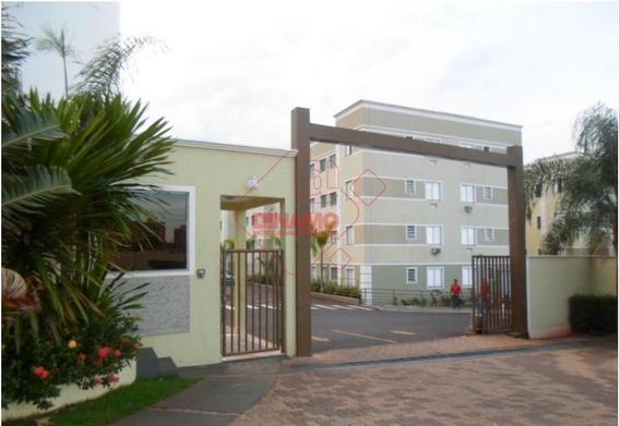 Apartamento À Venda, Lagoinha, Ribeirão Preto. - Ap2866