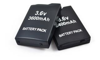 Batería Pila Recargable Para Psp Slim 3.6v 2400mah Con Envio