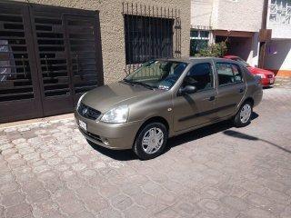 Nissan Platina Automatico Llantas Nuevas Clima Cd Mp3