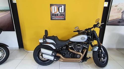 Harley Davidson Fat Bob 114 - 2020 - Equipada