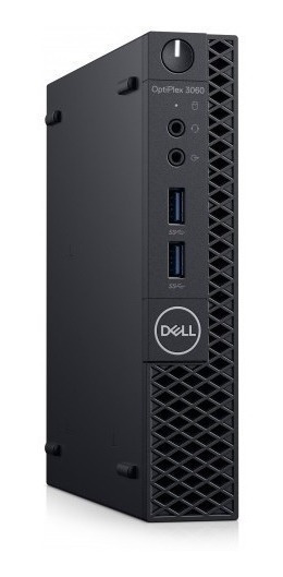 Mini Pc Dell 3060 I3-8100t 8ª Geração Hd 500gb 4gb Memo Ddr4