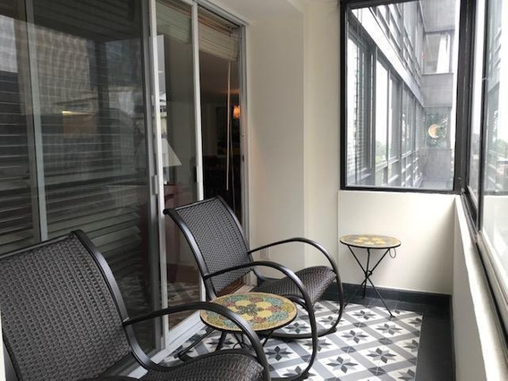 Remodelado, Amplio, Con O Sin Muebles Cerca Plaza Polanco