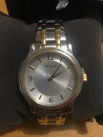 Reloj Acero Inoxidable Bulova 98a150