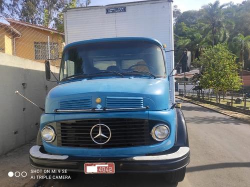 Caminhao Mercedes-benz 1113
