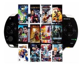 Pacote + De 300 Jogos Para Psp - Via Download + Brinde