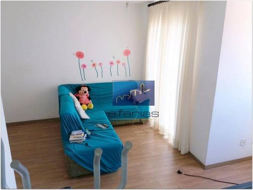 Apartamento Com 3 Dormitórios À Venda, 56 M² Por R$ 280.000,00 - Vila Califórnia - São Paulo/sp - Ap0107
