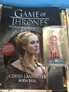 Colección Game Of Thrones Cersei Lannister La Nacion