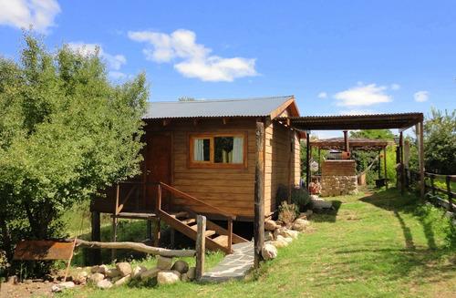 Cabaña En Un Lugar Único, Hasta 4 Personas. Alquiler Por Día