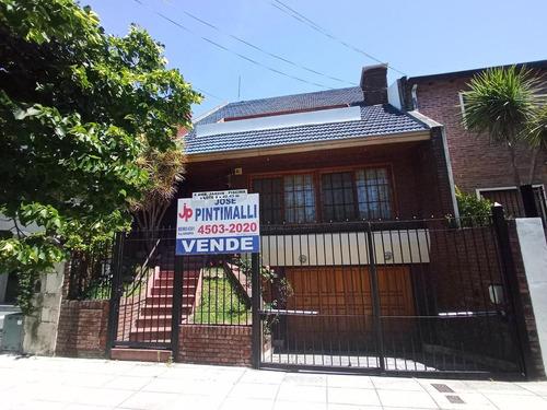 Imagen 1 de 25 de Casa 4 Ambientes Con Jardin, Piscina, Garage, Play Room. Villa Devoto