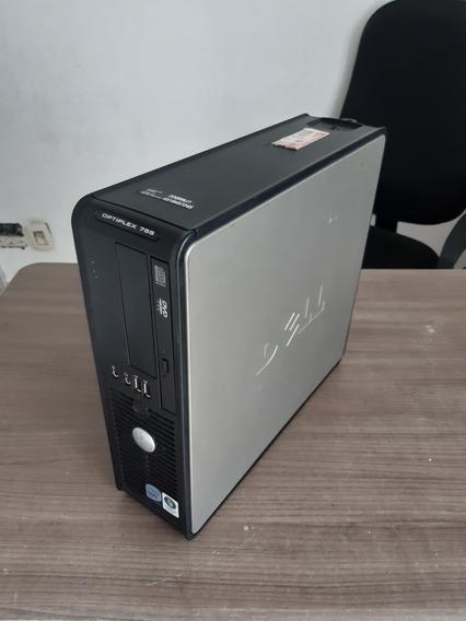 Desktop Dell Optiplex 775 Core 2 Duo E8400