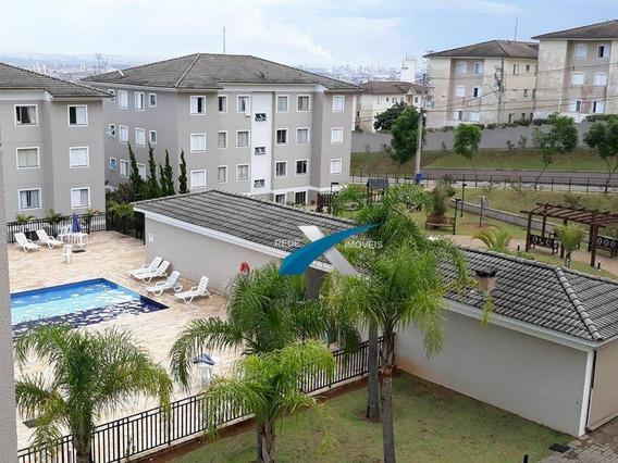 Apartamento 2 Dormitórios À Venda, 50 M² Por R$ 212.000 - Vila Bela Flor - Mogi Das Cruzes/sp - Ap5520