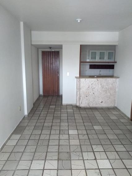 Apartamento Em Torre, Recife/pe De 65m² 2 Quartos Para Locação R$ 1.133,28/mes - Ap330504