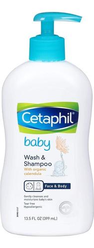 Cetaphil Baby Wash & Shampoo (13,5 - Unidad a $137