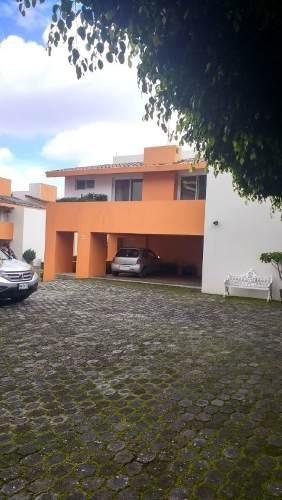 Casa En Privada En Rancho Cortes / Cuernavaca - Ine-533-cp