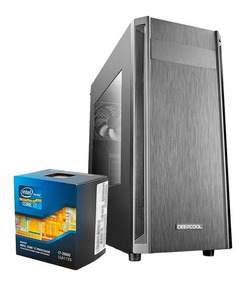 Cpu Intel I7 7700, 16gb Ddr4, 1tb, Geforce 4gb 1050 Gtx Ti