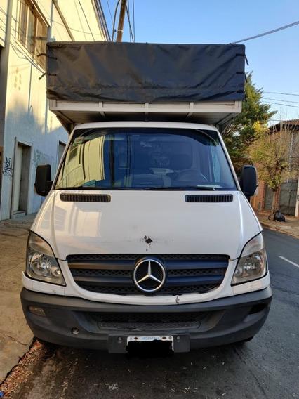 Mercedes-benz Sprinter 415 Chasis 3665